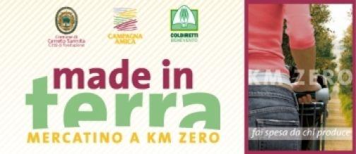 Cerreto, Made in Terra: l'8 e il 18 dicembre il mercatino a chilometro zero