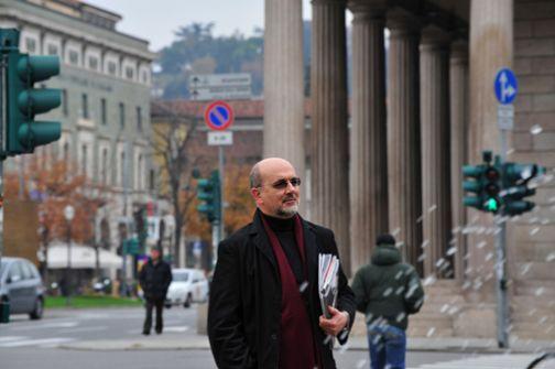 Alla Luidig  la presentazione del saggio 'I trascendentali traditi' di Claudio Sottocornola