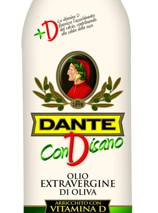 Condisano, l'olio extra vergine arricchito con vitamina D