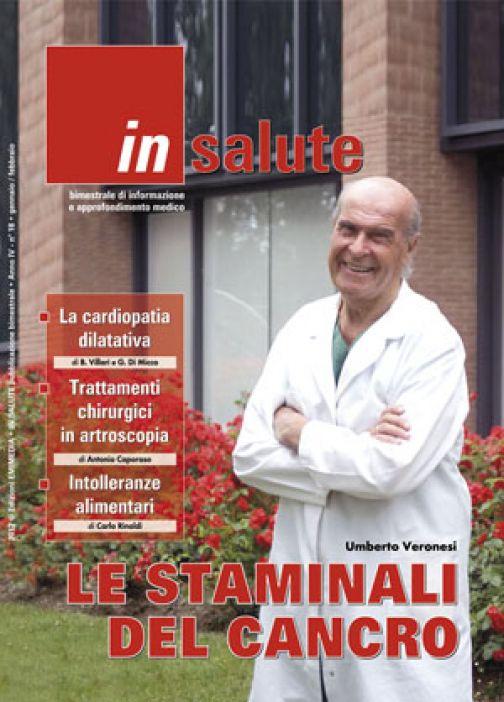 'In Salute', in distribuzione il bimestrale dedicato alla medicina