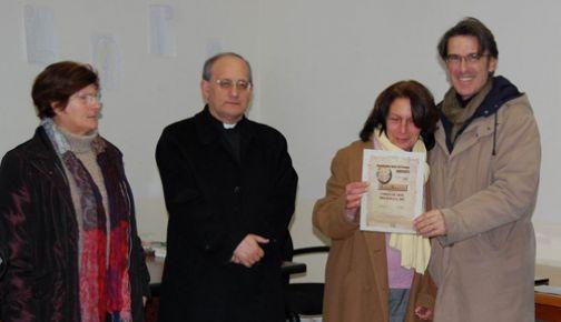 Associazione Amici del Presepe, consegnati i diplomi