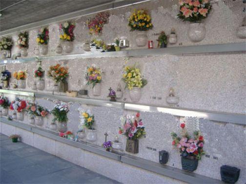 Nuovi loculi al cimitero, dal 20 gennaio le istanze di prenotazione.