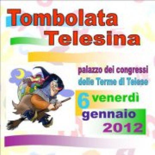 Telese Terme, l'Epifania torna la Tombolata Telesina