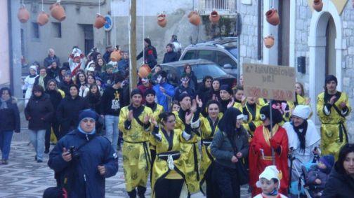 Carnevale 2012, al via la macchina organizzativa della Pro Loco Paupisi