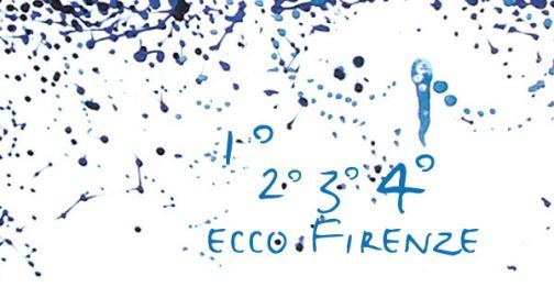 Telese, 1° 2° 3° 4° Ecco Firenze: happening d'arte contemporanea con Vincenzo Vallone