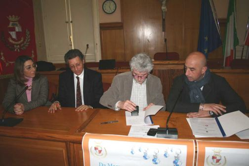 Palazzo Mosti, firmato protocollo d'intesa per corsi alfabetizzazione informatica