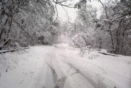 A Montefalcone attivato il Piano neve: eccezionale impegno di risorse finanziarie.