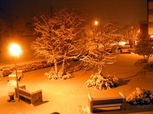Nuova ondata di gelo al Centro-Sud, venerdì ancora neve