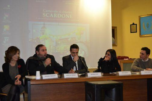 A Pietrelcina si è chiuso il Carnevale dello Scardone