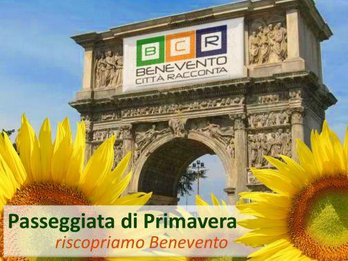 BCR, Passeggiata di Primavera per riscoprire il patrimonio artistico della città