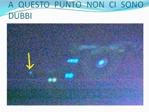 Centro Ufologico Benevento, on line le foto degli avvistamenti a Cirella di Diamante