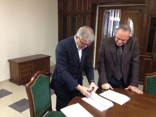 Firmato un protocollo d'intesa tra Provincia e Biblioteca del Sannio
