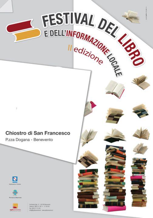 Ept, Festival del Libro: dal 18 al 20 maggio