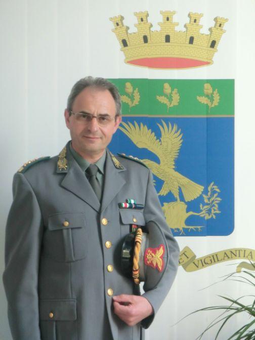 Corpo Forestale Benevento, alla guida il Vice Questore Aggiunto Angelo Marciano