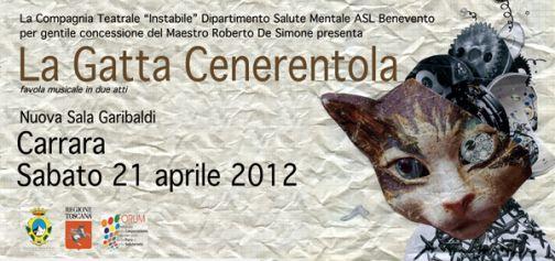 La Compagnia Instabile del CSM di Puglianello al Festival SottoSopra di Carrara