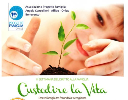 A Benevento seminario di studi su 'Essere famiglia tra fecondità e accoglienza'