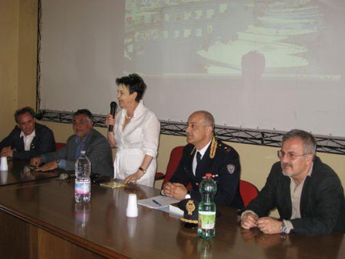 Aci Benevento, a scuola i sicurezza con gli studenti di Guardia