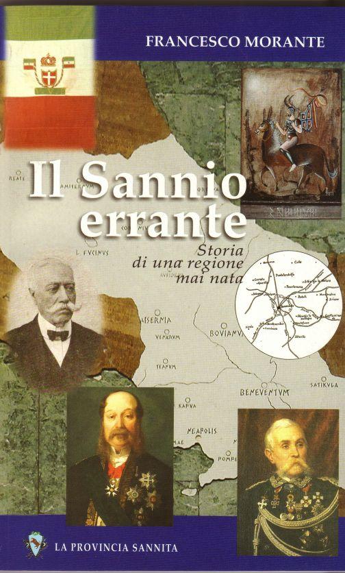 'Il Sannio errante', la presentazione del libro di Francesco Morante alla Rocca