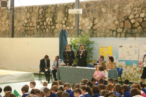 Torrecuso: a scuola con la 'Cultura della Legalità'