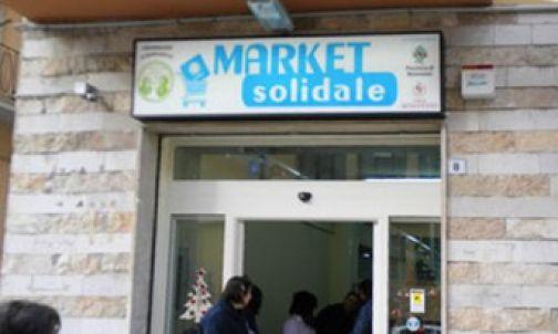 Market solidale, riprendono le attività a sostegno delle famiglie