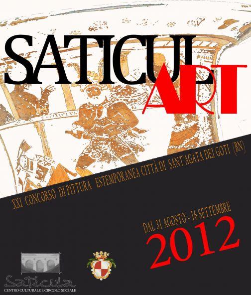 'SaticulArt', l'arte della pittura a Sant'Agata de' Goti