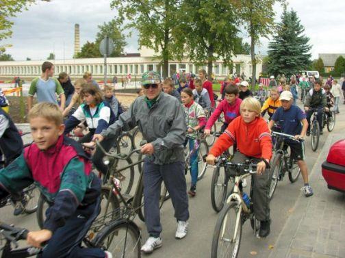 Benevento, la Giornata della Mobilità Sostenibile