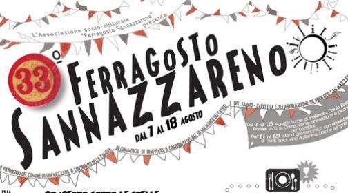 Ferragosto Sannazzareno, dal 7 al 18 agosto: il programma