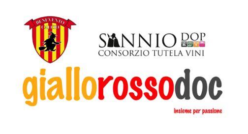 Giallorosso doc: il progetto del Benevento Calcio e Sannio consorzio tutela vini