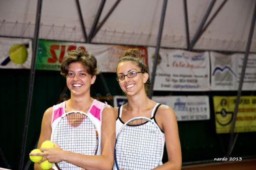 Tennis,  Morcone: vittorie di Fabrizio Perrella e  Elisa Leone