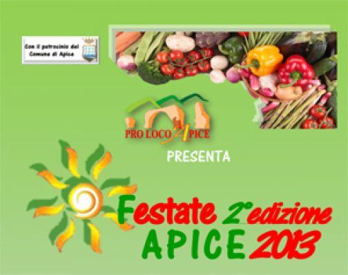 Apice, Sagra degli orti apicesi: il 28 agosto la presentazione
