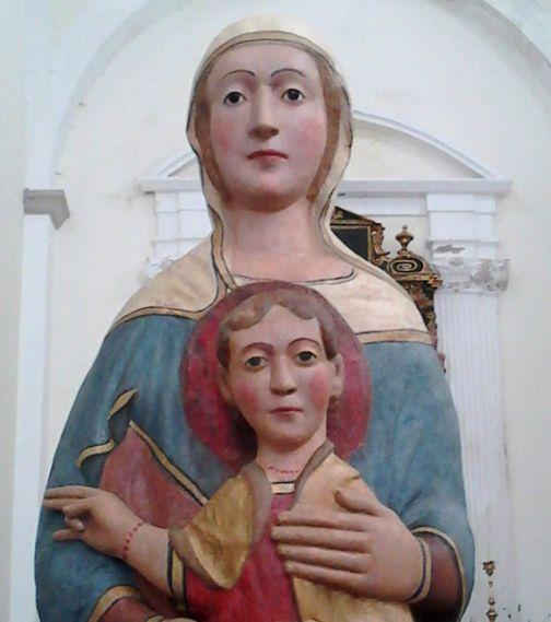 Buonalbergo, festeggiamenti in onore di Maria S.S della Macchia
