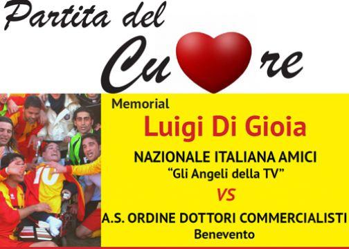 Unitalsi, il Memorial Luigi Di Gioia: il 12 ottobre al Vigorito