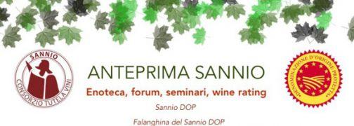 Anteprima Sannio, dal 2 al 4 maggio a Benevento