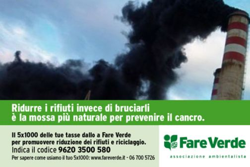 'Fare Verde Sannio': 'Il 5×1000 a favore dell'associazione'