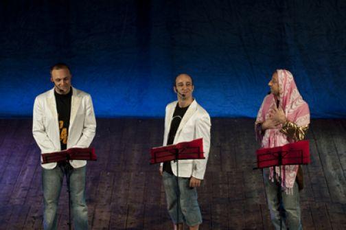 A Benevento arriva lo spettacolo 'Gomorroide' dei Ditelo Voi