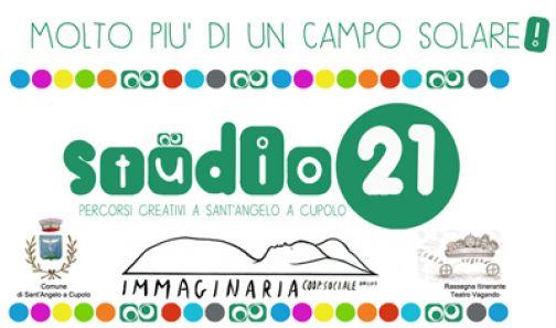Studio 21, laboratori artistici a Sant'Angelo a Cupolo per l'estate 2014