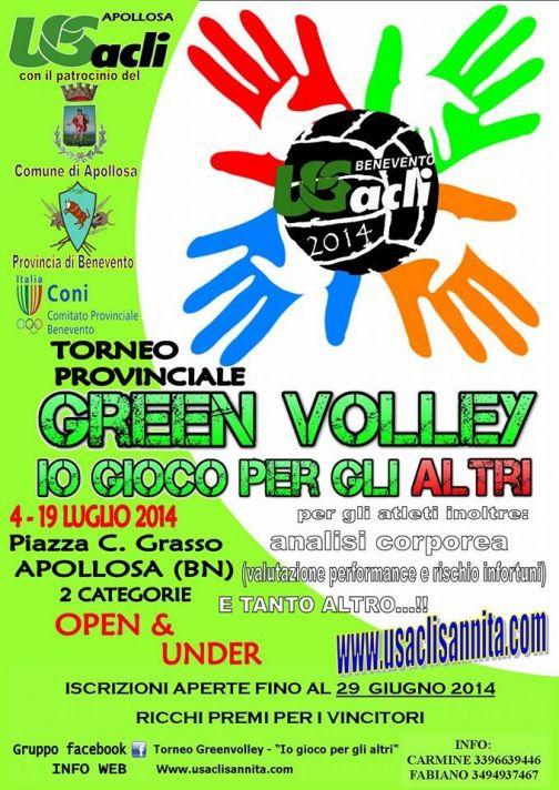 Torneo Dream Cup Volley, dal 4 al 19 luglio ad Apollosa