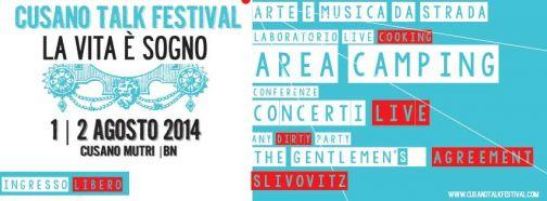 Cusano Talk Festival, la sesta edizione