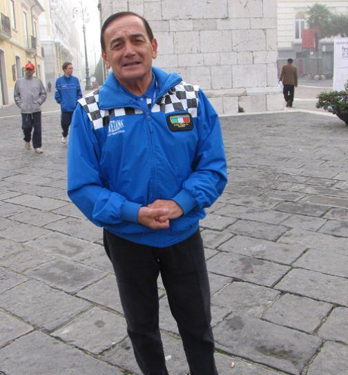 Distinzioni al Merito del Ciclismo per l'anno 2013, c'è anche il sannita Gino Pilla