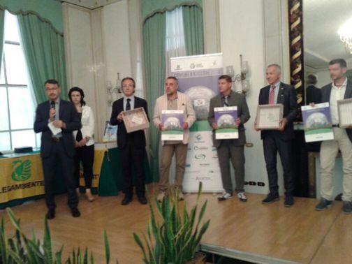 """Il Comune di Benevento ha ricevuto il Premio Comieco 'Comuni Ricicloni"""""""