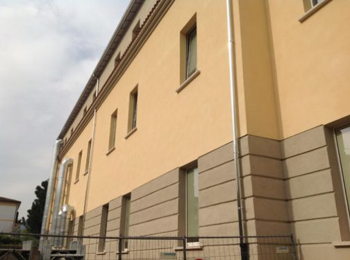 Sant'Agata, all'istituto'Diotallevi' i lavori di efficientamento energetico.