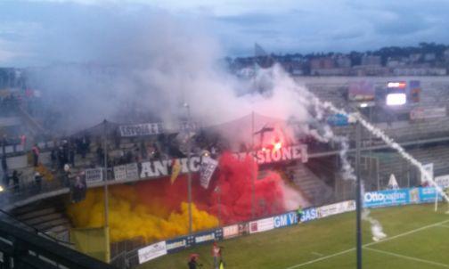Benevento – Savoia, grande festa sugli spalti: oggi ha vinto lo sport