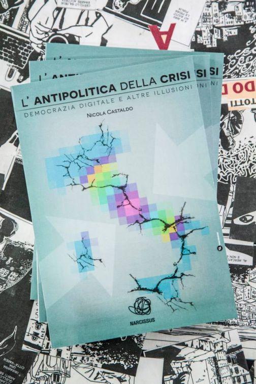 A San Giorgio del Sannio la presentazione del libro 'L'Antipolitica della Crisi'