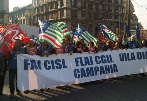 Vertenza Forestali, il 18 marzo sciopero con presidio a palazzo Santa Lucia