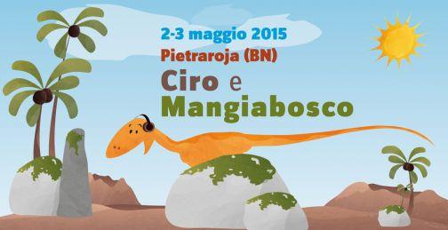 A Pietraroja 'Ciro e Mangiabosco: oò pic nic nella storia'