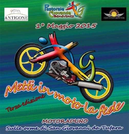 Raduno motociclistico 'Metti in moto la fede': terza edizione