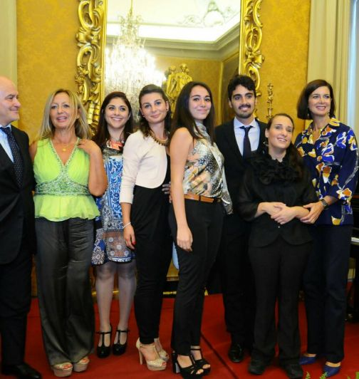 La pianista sannita Luciana Canonico a Roma per 'Montecitorio a porte aperte'