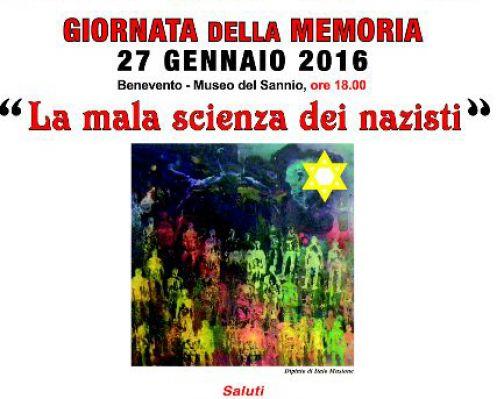 Rotary Club, Giornata della Memoria al Museo del Sannio