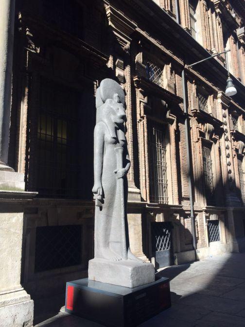 Reperti del Tempio di Iside in esposizione a Torino dal 4 marzo