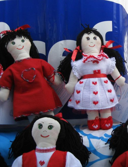 Al Buonvento San Valentino si tinge d'Azzurro Unicef